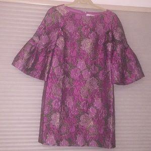 Badgley mischa brocade dress